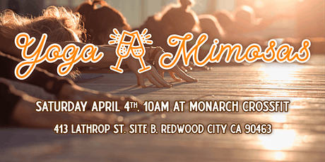 Yoga & Mimosas at Monarch CrossFit tickets