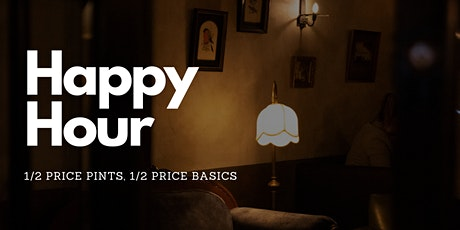 Labour Day Eve: Happy Hour at The Blacksmith tickets