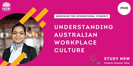 Understanding Australian Workplace Culture tickets