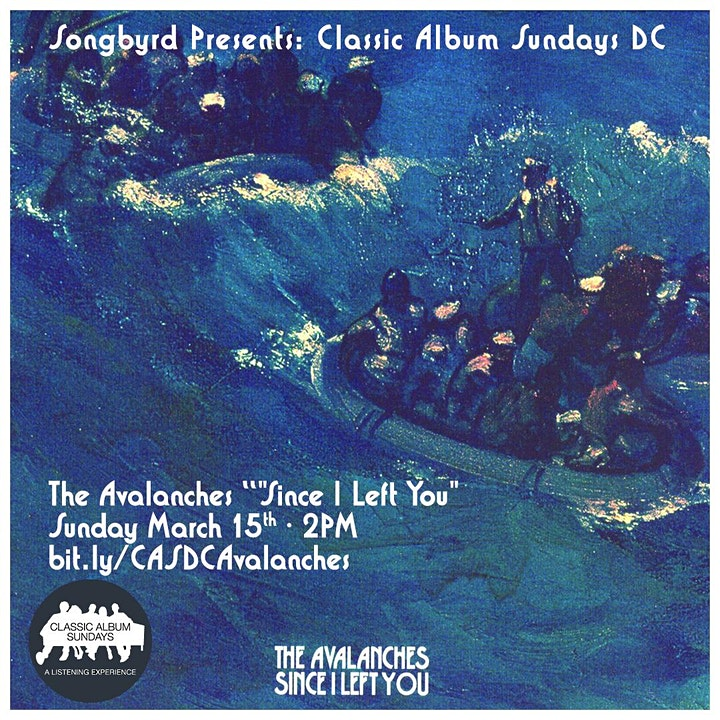 "Classic Album Sundays D.C. Presents The Avalanches ""Since I Left You"" image"