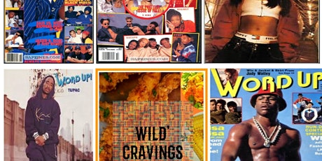 Wild' Cravings 80s/90s Launch Party tickets