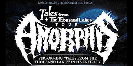 AMORPHIS w/ Entombed A.D.   Nervosa tickets