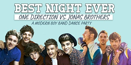 Best Night Ever: One Direction vs. Jonas Bros tickets
