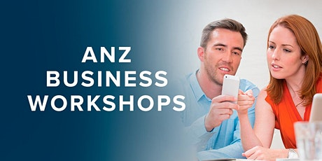 ANZ How to promote your business using digital channels, Christchurch tickets