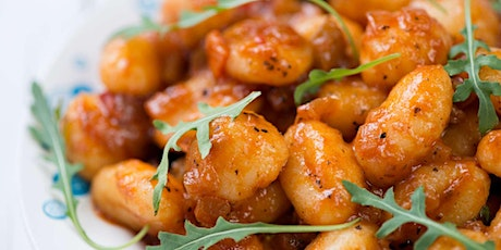 Handcrafted Italian Gnocchi - Cooking Class by Golden Apron™ tickets