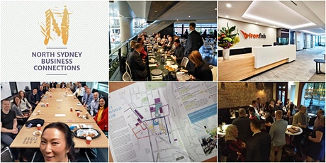 North Sydney Business Connections: Premium Business Networking tickets