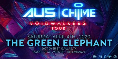 Au5 & Chime - Dallas 4/4 tickets
