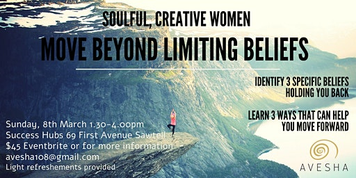 Move Beyond Mindset - for Soulful, Creative Women