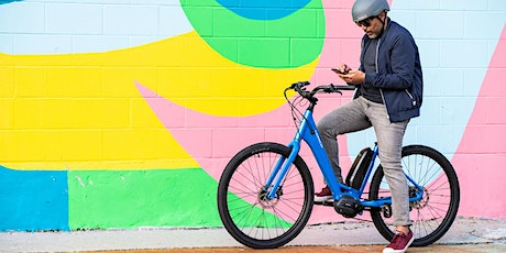 99 Bikes: E-Bike Let's Ride -  A chance to learn and test Electric bikes tickets