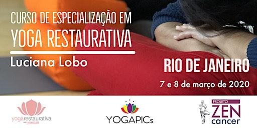 Curso de Especialização em Yoga Restaurativa
