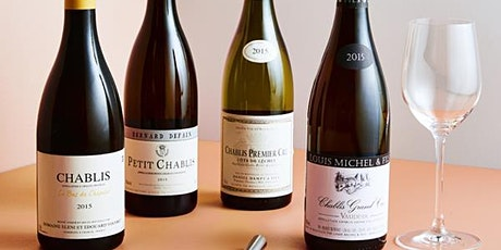 A Chablis Lunch - White Hot tickets