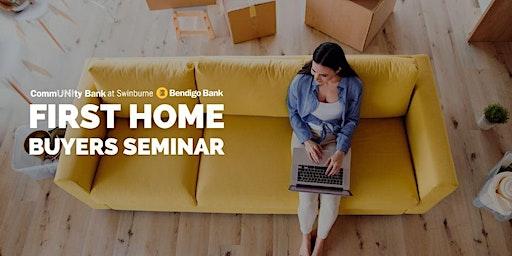 First Home Buyers Seminar - Croydon