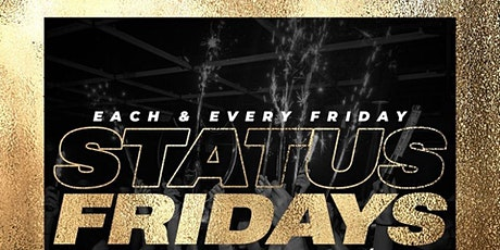 Status Dallas #Therapyfridays tickets