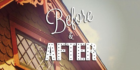 Postponed: Before and After: Restoration Tales II - Jefferson Park Tour billets