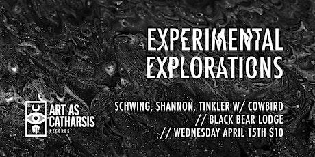 Experimental Explorations tickets