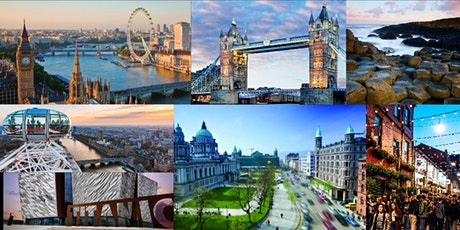 Strathclyde Business School Student Trips: Belfast or London tickets