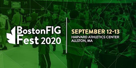 BostonFIG Fest 2020: indie games festival tickets