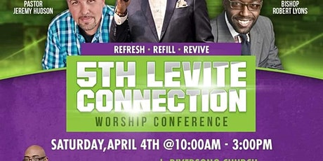 Levite Connection Worship Conference tickets