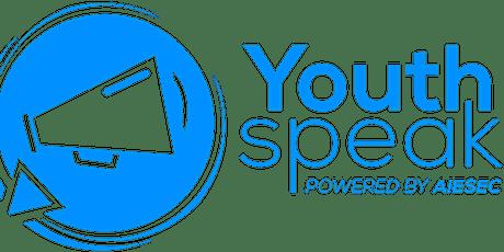 YouthSpeak Forum 2020 tickets