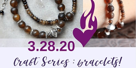 OHOS Craft Series: Bracelets! tickets