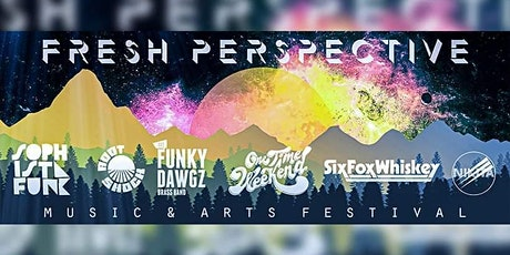Fresh Perspective Music & Arts Festival tickets