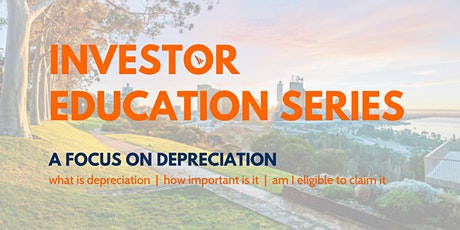 A focus on depreciation for your investment property tickets
