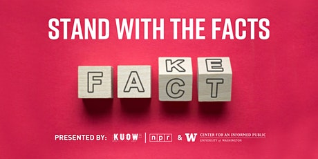 CANCELLED: Stand with the Facts: How to Spot and Stop Misinformation tickets