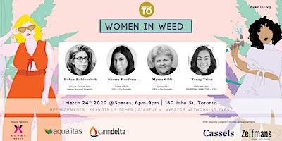 Women In Weed 2020