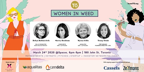 Women In Weed 2020 tickets