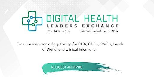 Digital Health Leaders Exchange 2020
