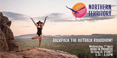 BACKPACK THE OUTBACK - SYDNEY EVENT tickets