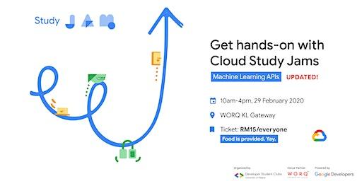 Cloud Study Jam: Machine Learning APIs