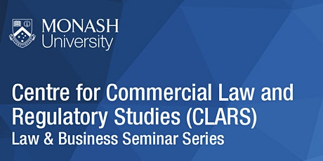 CLARS Law & Business Seminar Series Zoom with Professor Iain MacNeil tickets