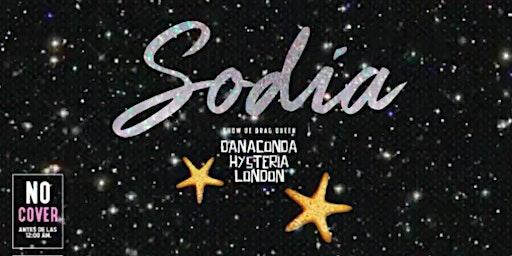 La Queen - Sodia  VIERNES 28/Feb