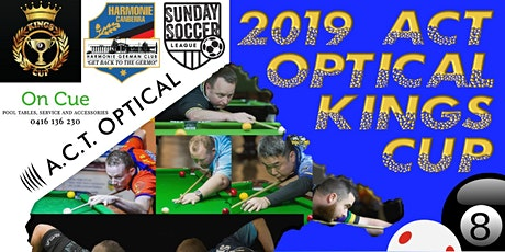 2020 ACT Optical Kings Cup tickets