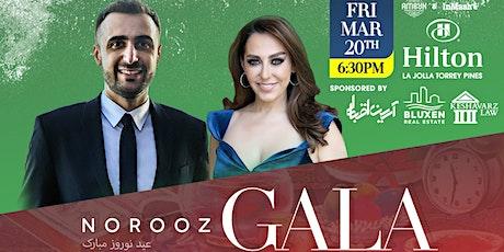 San Diego Norooz 1399 Gala (2020) tickets