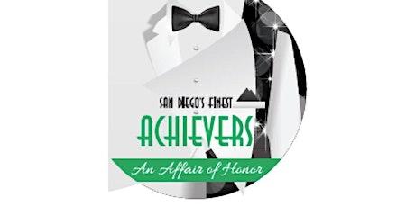 """San Diego Links 34th Annual Achiever """"An Affair of Honor"""" tickets"""