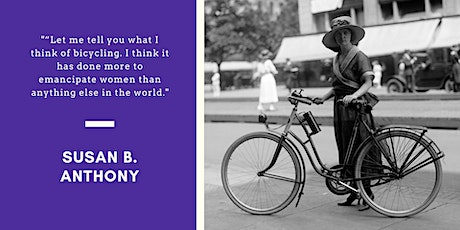 Women's history bike ride tickets