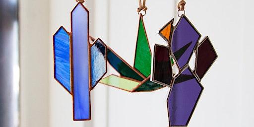 Cactus & Succulent Stained Glass Sun Catcher Workshop