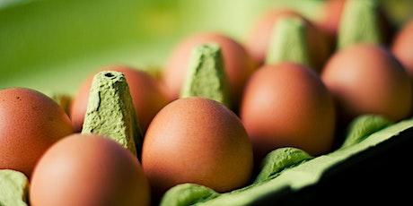 Egg safety is no yolk tickets