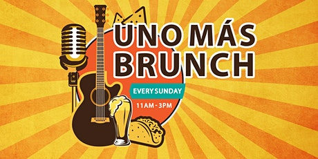 Uno Mas Brunch tickets