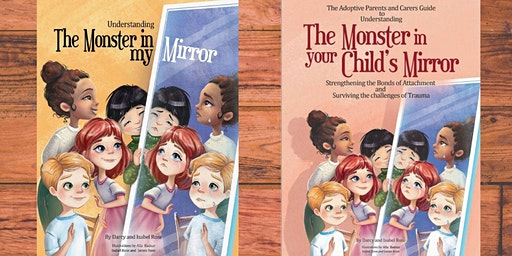 Author Talk: Darcy Rose and her book the Monster in the my Mirror