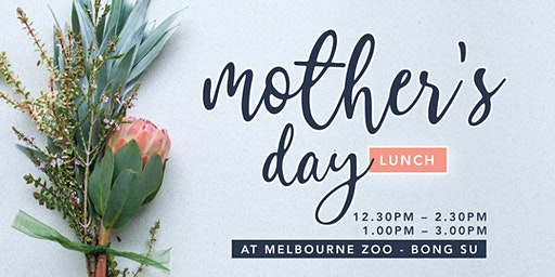Mother's Day Lunch at Melbourne Zoo - Bong Su Room