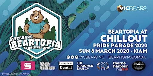 Beartopia (MAR) at Chillout Pride Parade