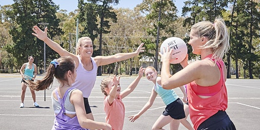The Athlete's Foot x NETFIT Netball Session