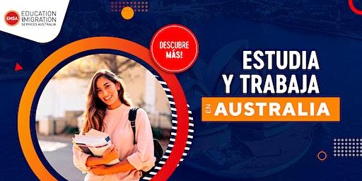 [Bogota] Mas Cerca de Australia 2020 - Estudia y Trabaja en Australia