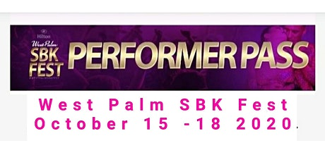 WEST PALM SBK FEST 2020 Performance Dance Team tickets