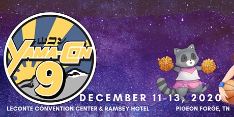 Yama-Con Anime & Comic Convention 9 tickets