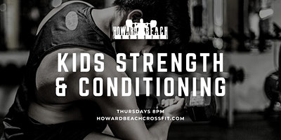 Kids Strength & Conditioning