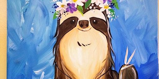 Wine[d] Down Wednesdays:Spring Sloth